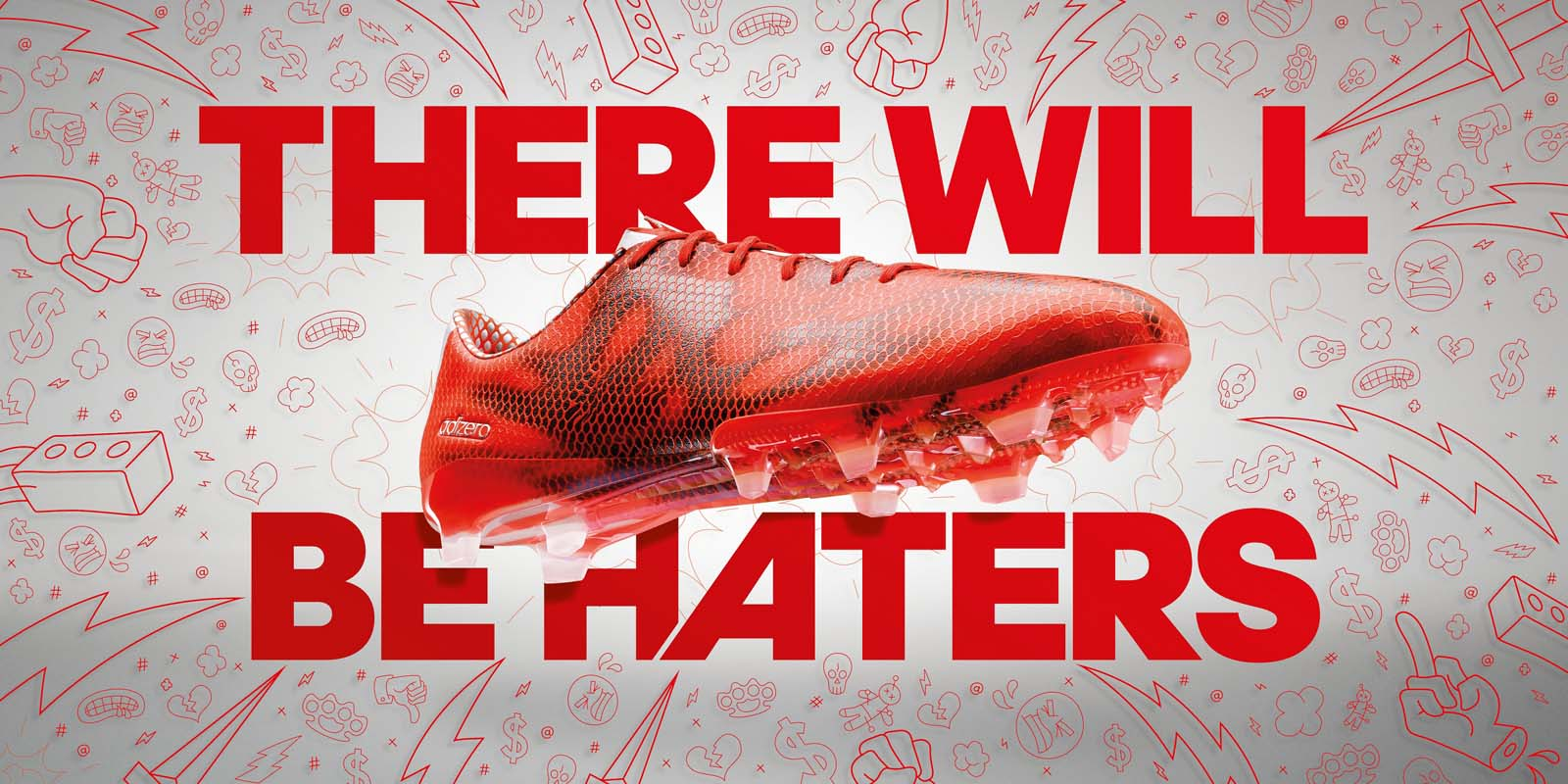 new styles 5170e 8be68 adidas-There-Will-Be-Haters-Collection-adizero-f50